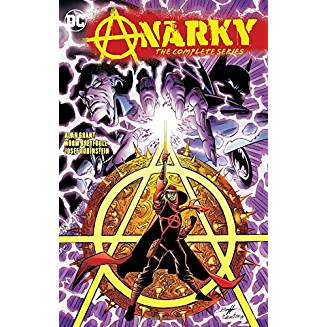 Anarky: The Complete Series