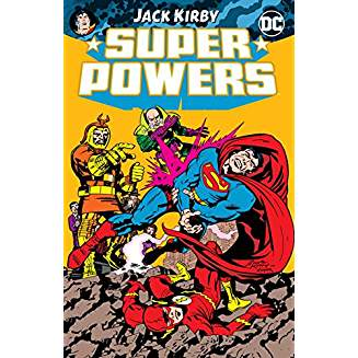 SUPER POWERS JACK KIRBY TP VOL 01
