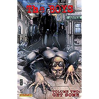 THE BOYS TP VOL 02 GET SOME SIGNED BY GARTH ENNIS