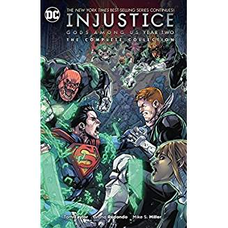 Injustice: Gods Among Us: Year Two The Complete Collection