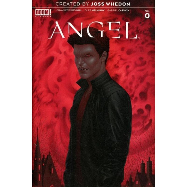 ANGEL #0 VARIANT COVER