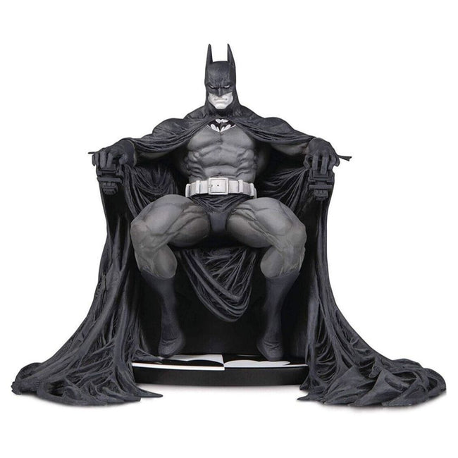 BATMAN BLACK AND WHITE BY MARC SILVESTRI STATUE