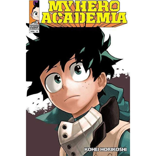 MY HERO ACADEMIA GN VOL 15