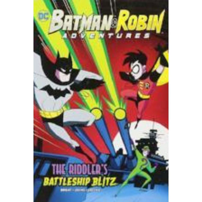BATMAN & ROBIN ADVENTURES: RIDDLER'S BATTLESHIP BLITZ