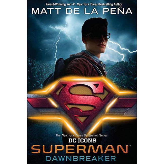 SUPERMAN DAWNBREAKER HC NOVEL