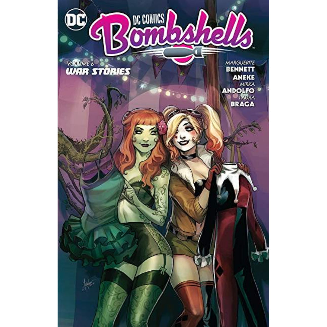 DC COMICS BOMBSHELLS TP VOL 06 WAR STORIES