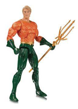 DC ESSENTIALS AQUAMAN ACTION FIGURE