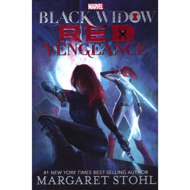 Black Widow: Red Vengeance TP novel