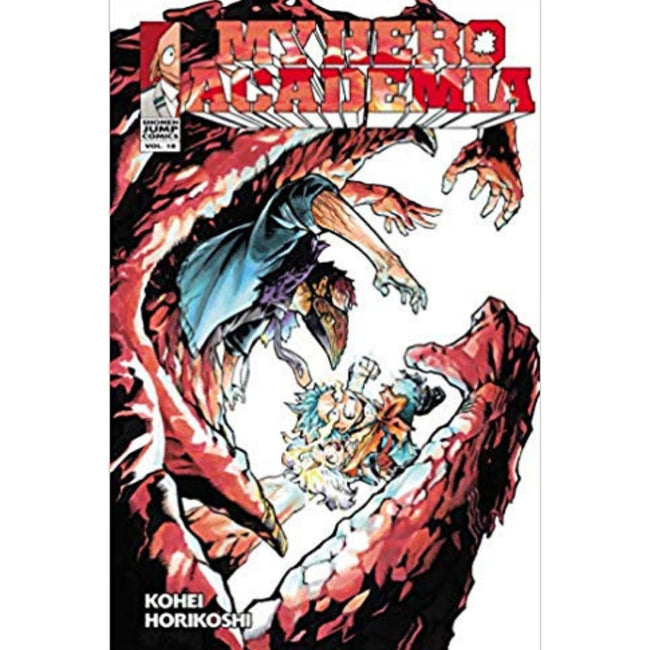 MY HERO ACADEMIA GN VOL 18