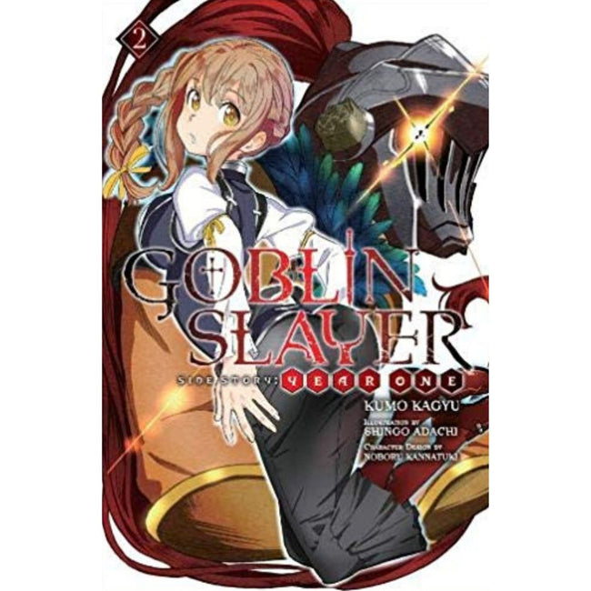 GOBLIN SLAYER SIDE STORY YEAR ONE LIGHT NOVEL SC VOL 02