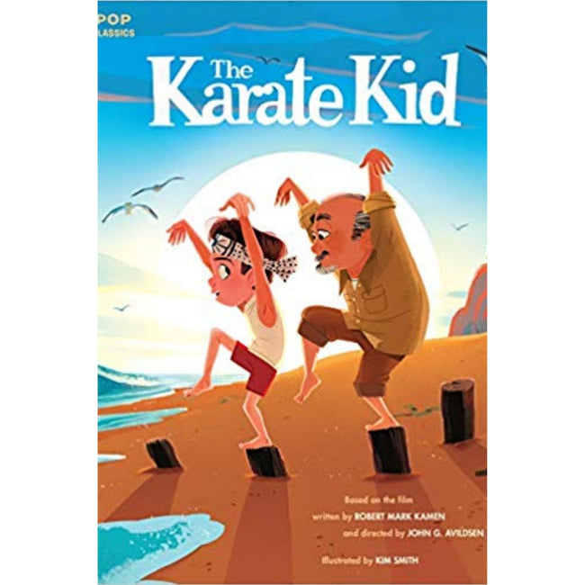 KARATE KID POP CLASSIC ILLUSTRATED STORYBOOK HC