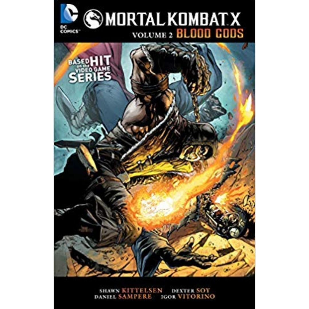 MORTAL KOMBAT X TP VOL 02