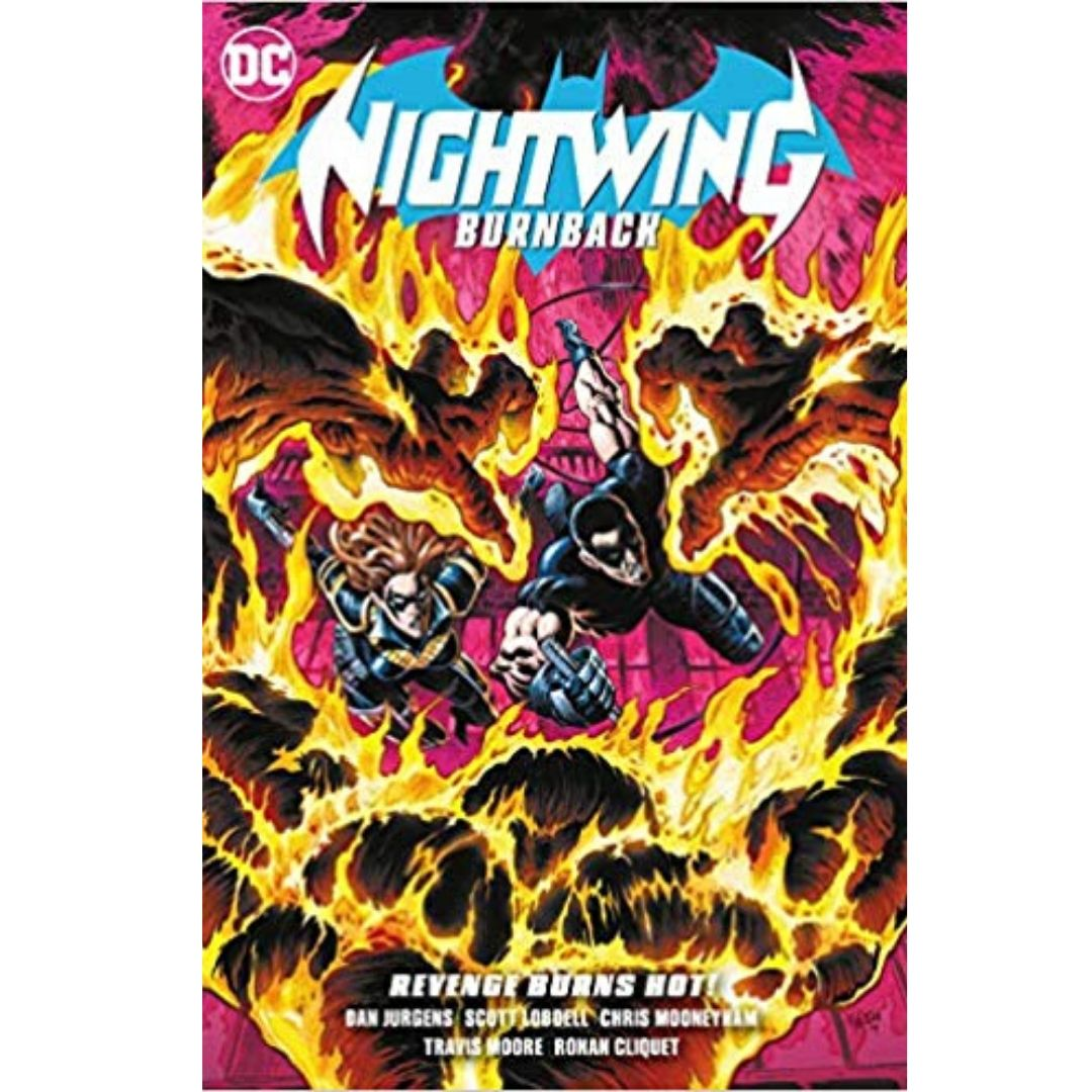 NIGHTWING BURNBACK TP