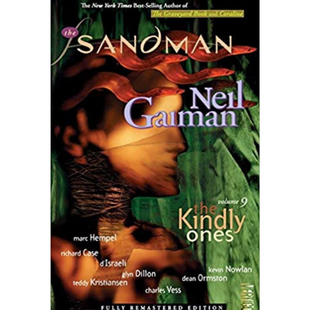 SANDMAN TP VOL 09 THE KINDLY ONES 30TH ANNIV ED