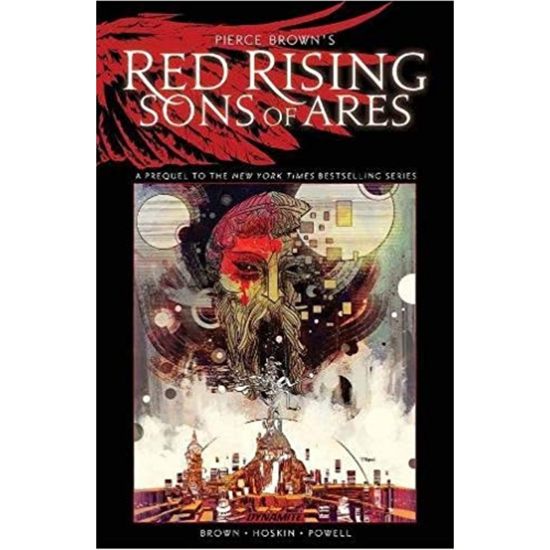 PIERCE BROWN RED RISING SON OF ARES HC VOL 01