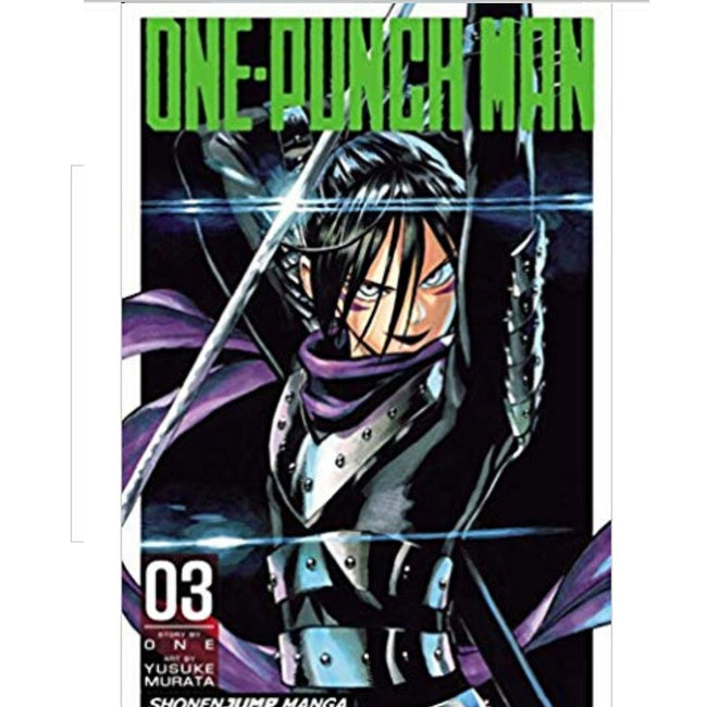 ONE PUNCH MAN GN VOL 03