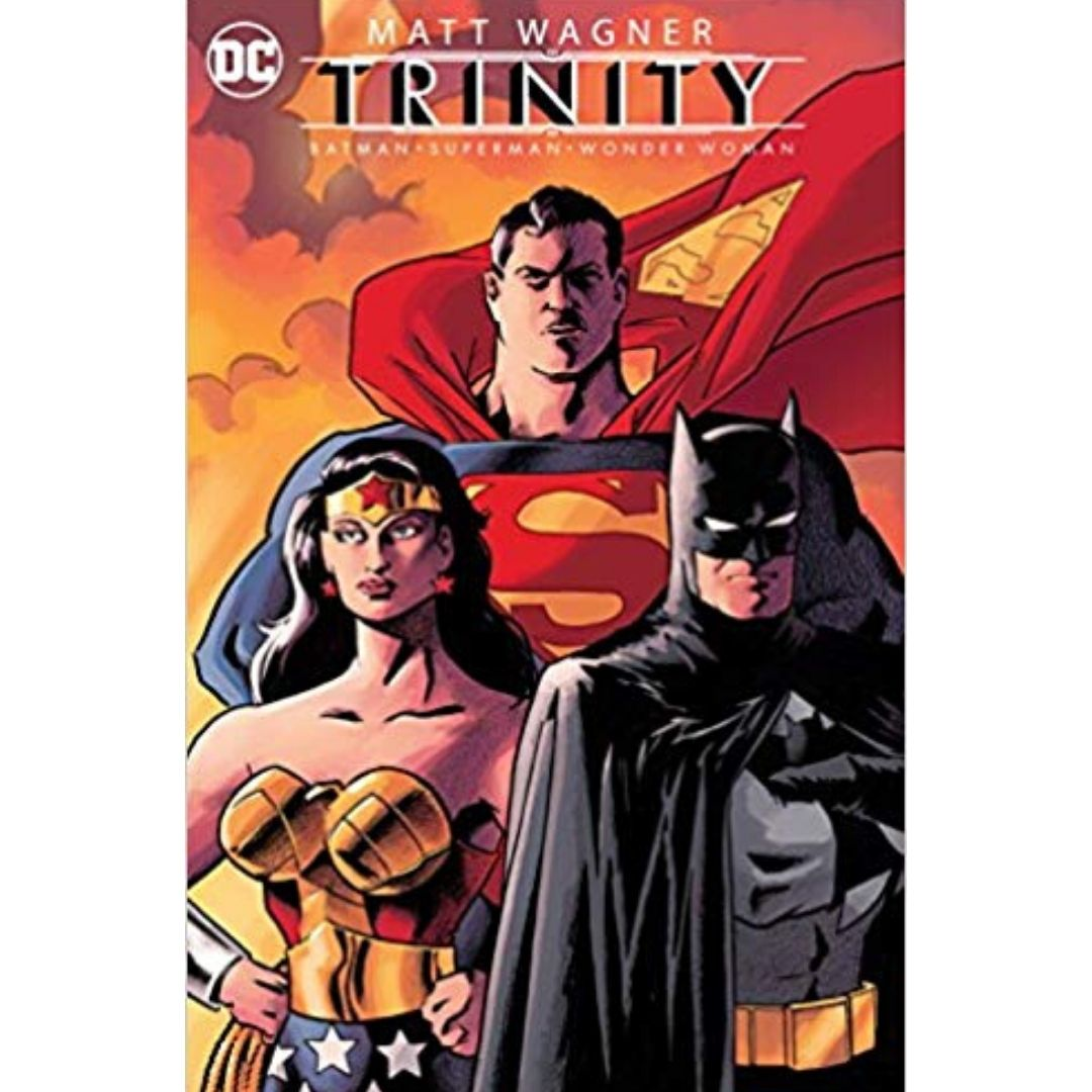 BATMAN SUPERMAN WONDER WOMAN TRINITY TP NEW EDITION