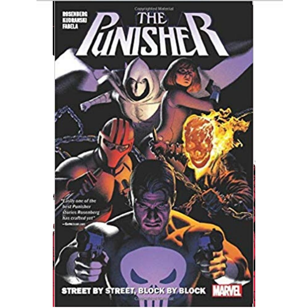 PUNISHER TP VOL 03 STREET BY STREET BLOCK BY BLOCK