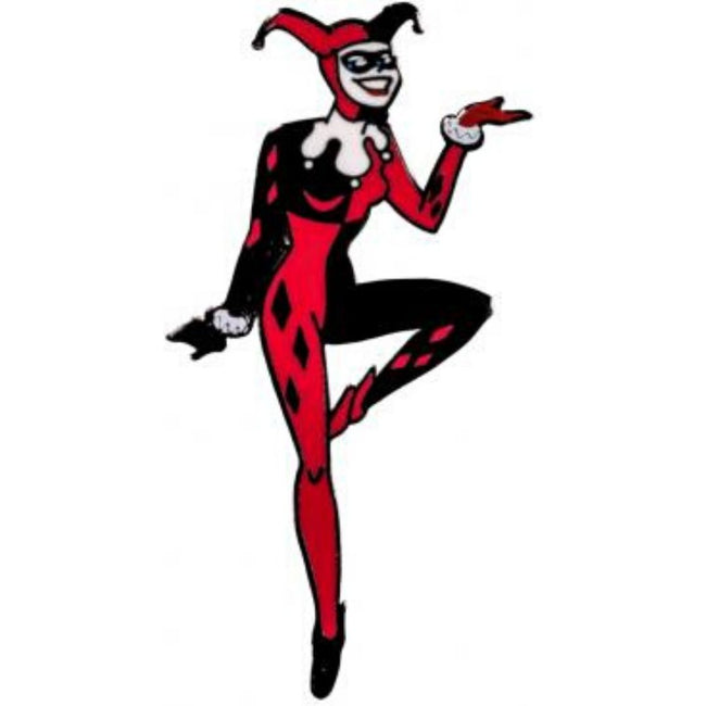 BATMAN ANIMATED - HARLEY ENAMEL PIN