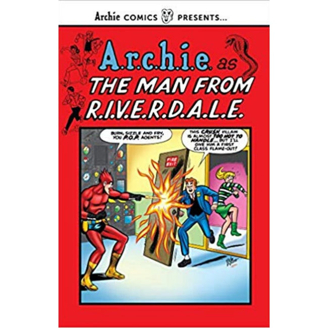 ARCHIE AS THE MAN FROM RIVERDALE TP