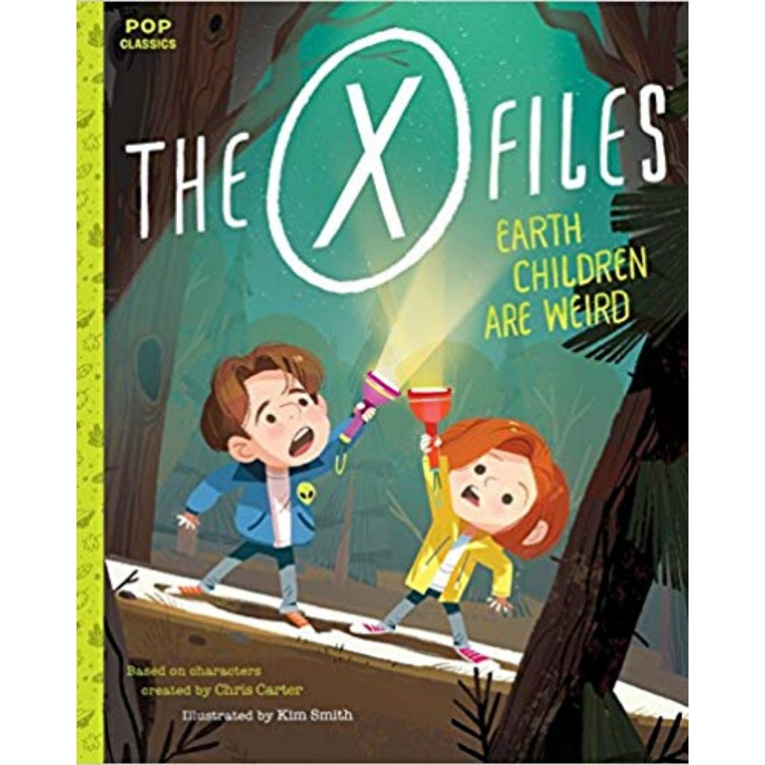 THE X-FILES POP CLASSIC ILLUSTRATED STORYBOOK SC