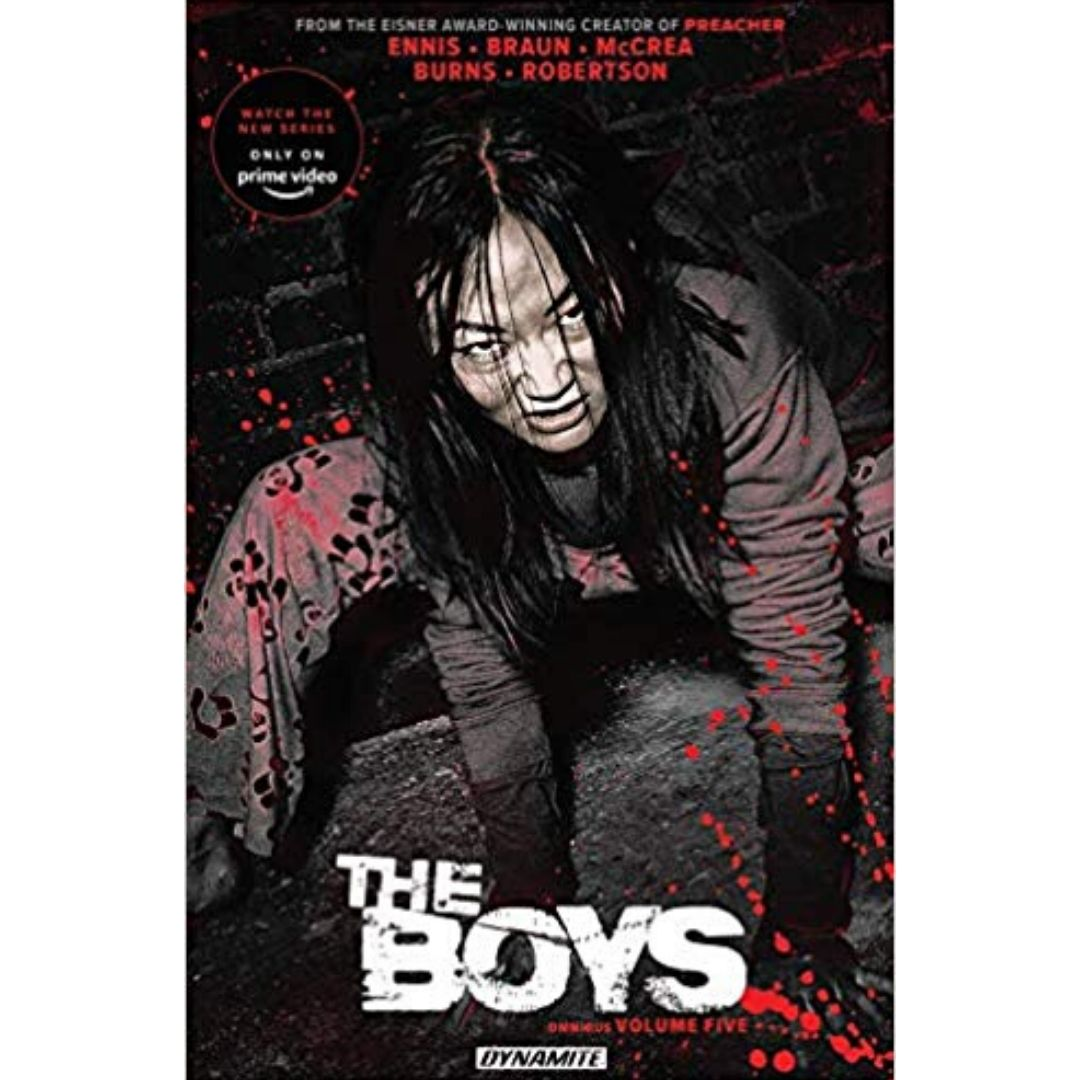 THE BOYS OMNIBUS TP VOL 05 PHOTO COVER