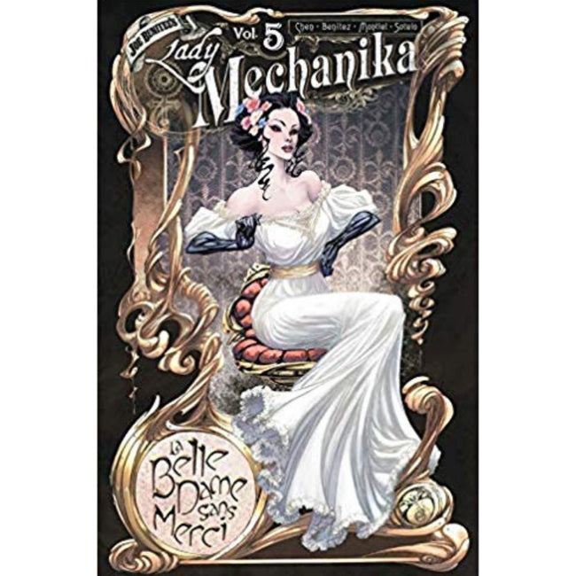 LADY MECHANIKA TP VOL 05 LA BELLE DAME SANS MERCI