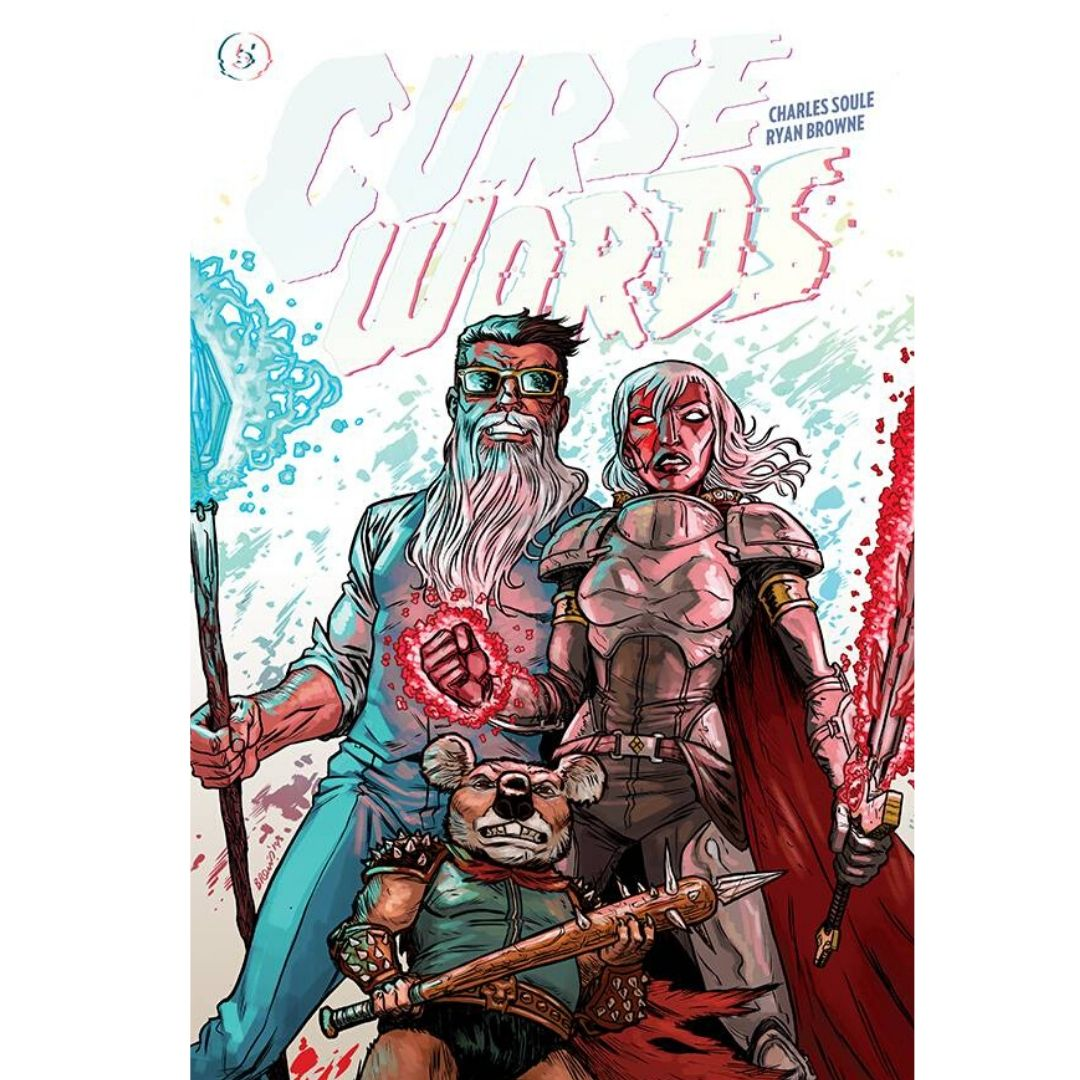 CURSE WORDS TP VOL 05