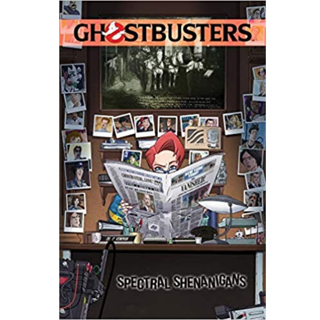GHOSTBUSTERS SPECTRAL SHENANIGANS TP VOL 02