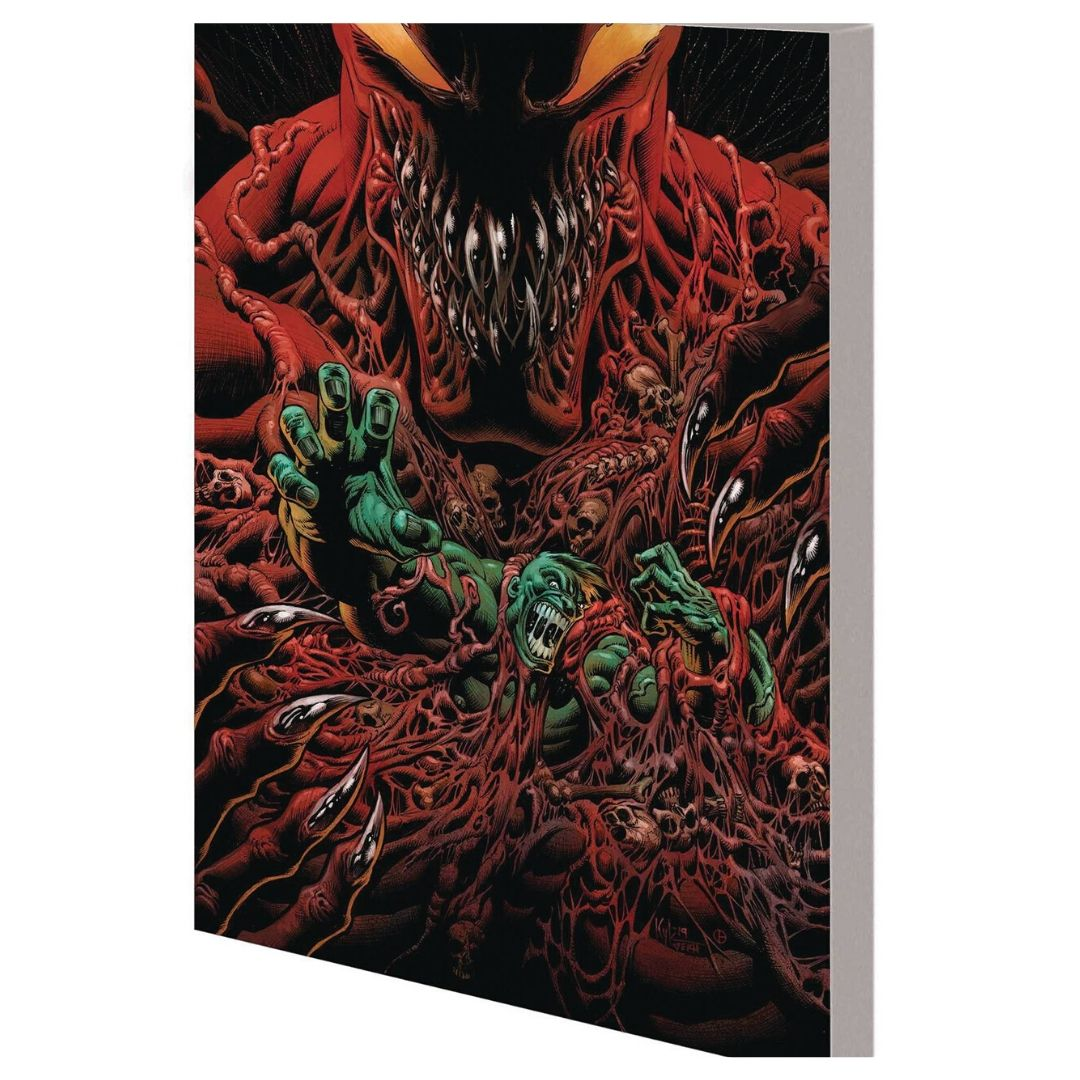 ABSOLUTE CARNAGE IMMORTAL HULK & OTHER TALES TP