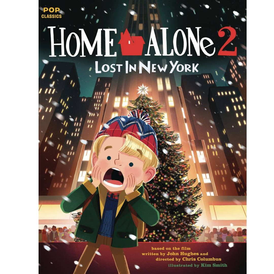 HOME ALONE 2 POP CLASSIC ILLUSTRATED STORYBOOK HC