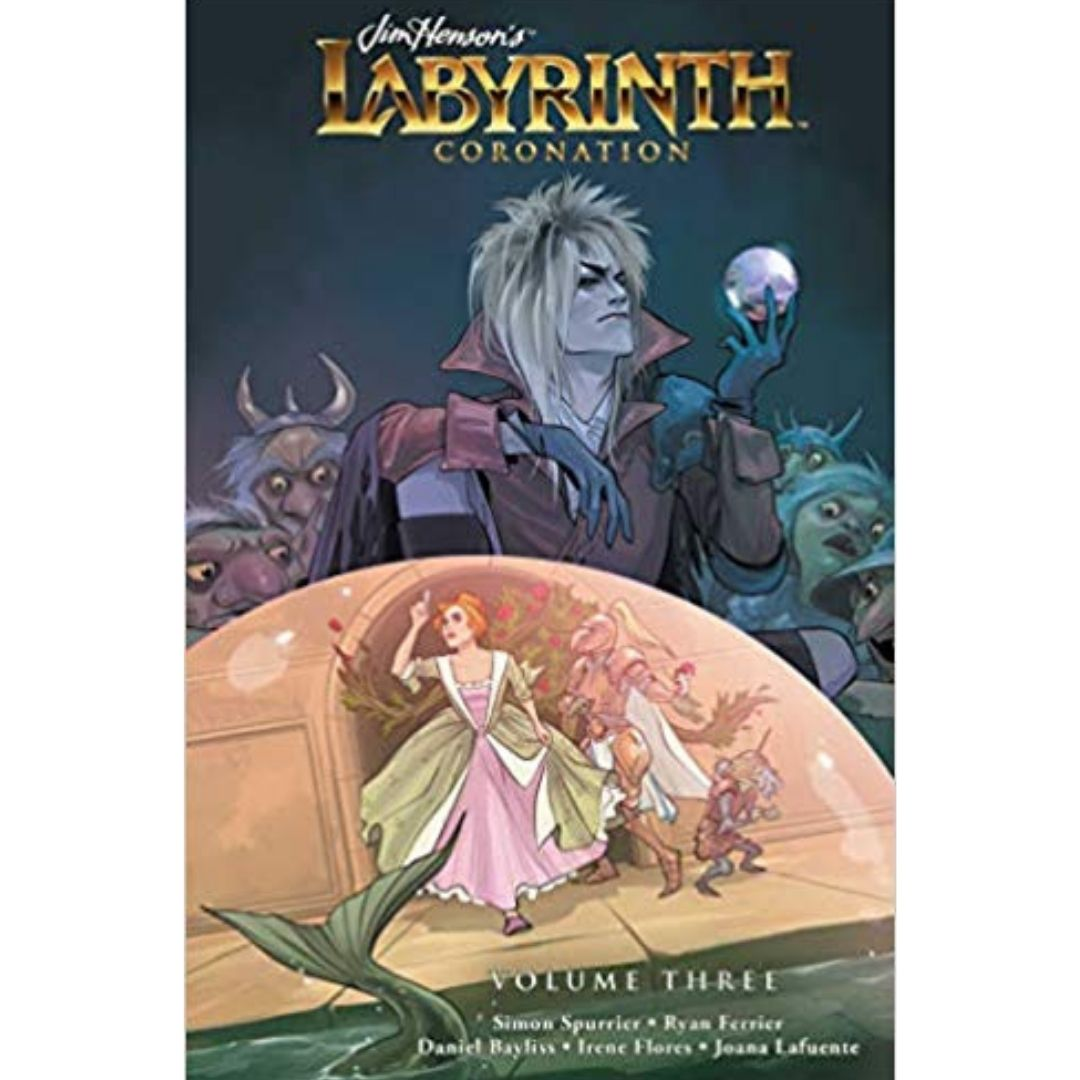 JIM HENSON LABYRINTH CORONATION HC VOL 03