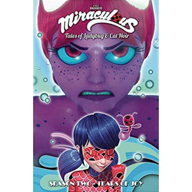 MIRACULOUS TALES OF LADYBUG AND CAT NOIR TP S2 VOL 8