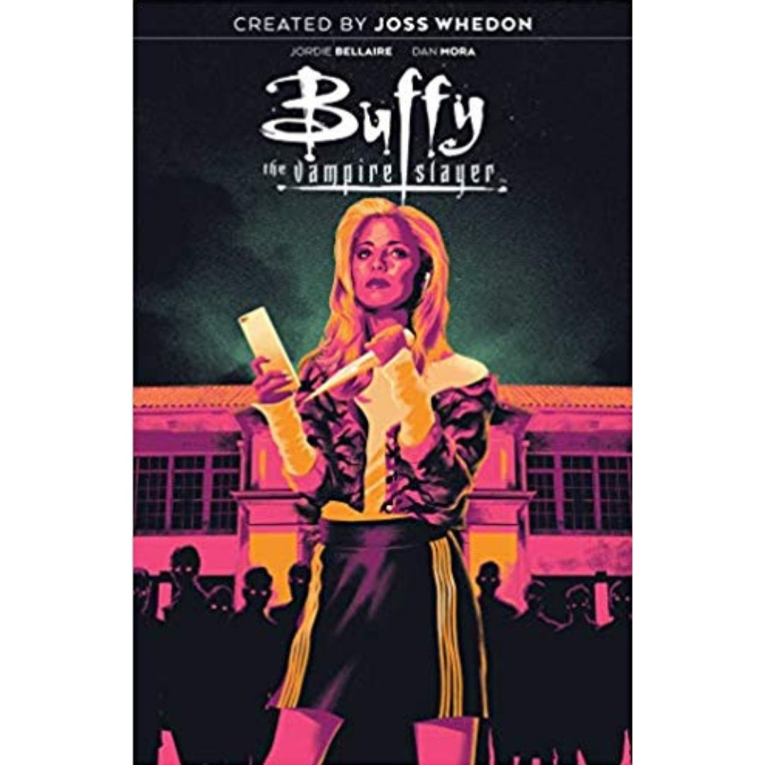 BUFFY THE VAMPIRE SLAYER TP VOL 01