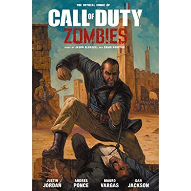 CALL OF DUTY ZOMBIES 2 TP