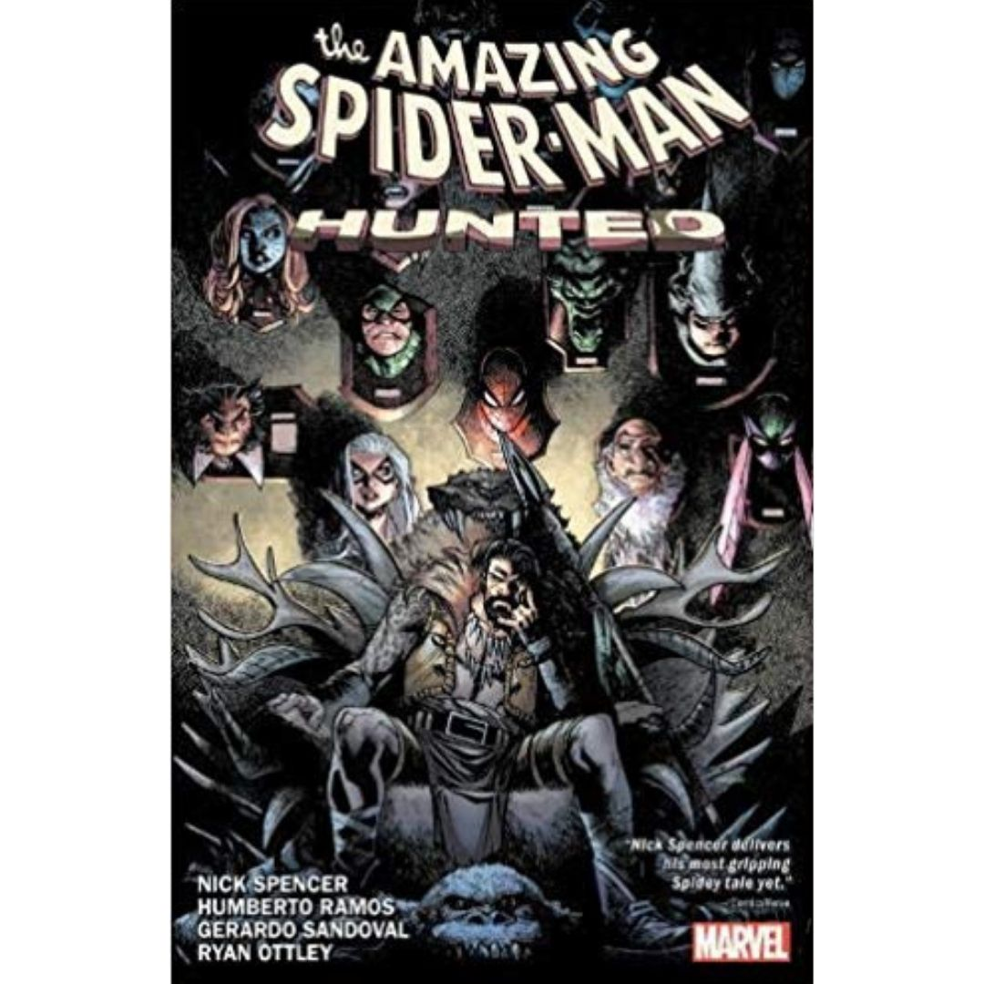 AMAZING SPIDER-MAN TP 04 HUNTED