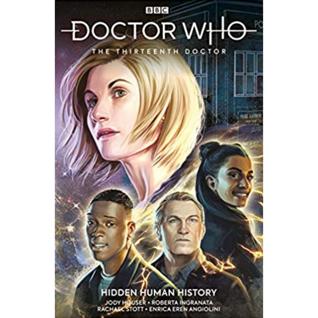 DOCTOR WHO 13TH TP VOL 2