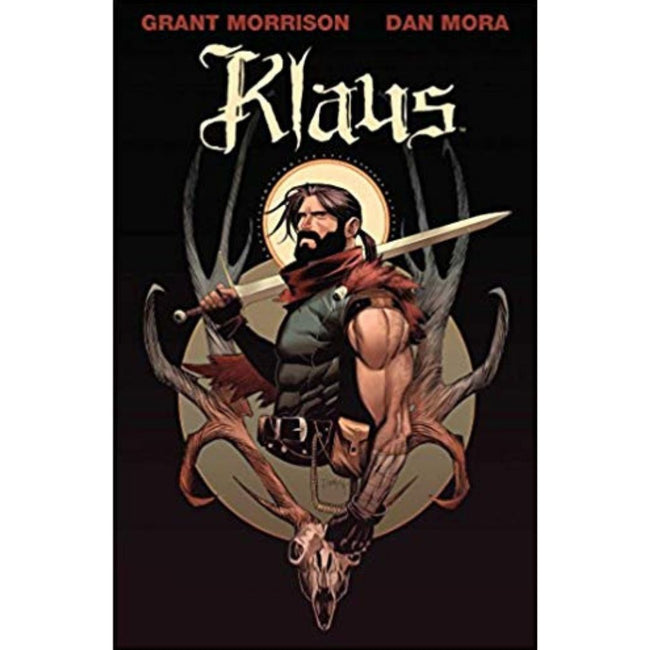 KLAUS HOW SANTA CLAUS BEGAN GN VOL 01