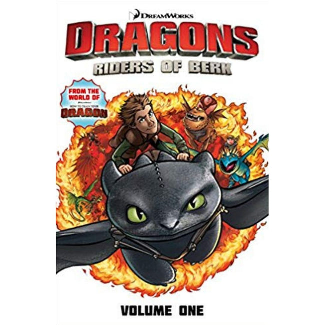 DRAGON RIDERS OF BERK COLLECTION VOL 1 - TALES FROM BERK