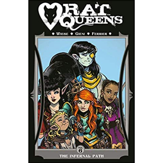 RAT QUEENS TP VOL 06 INFERNAL PATH