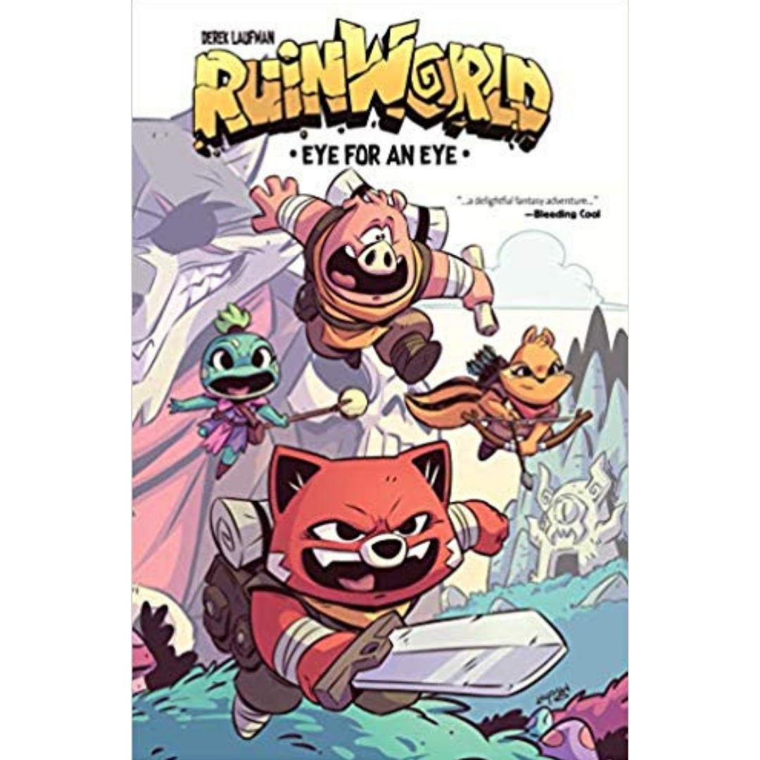 RUINWORLD TP EYE FOR AN EYE
