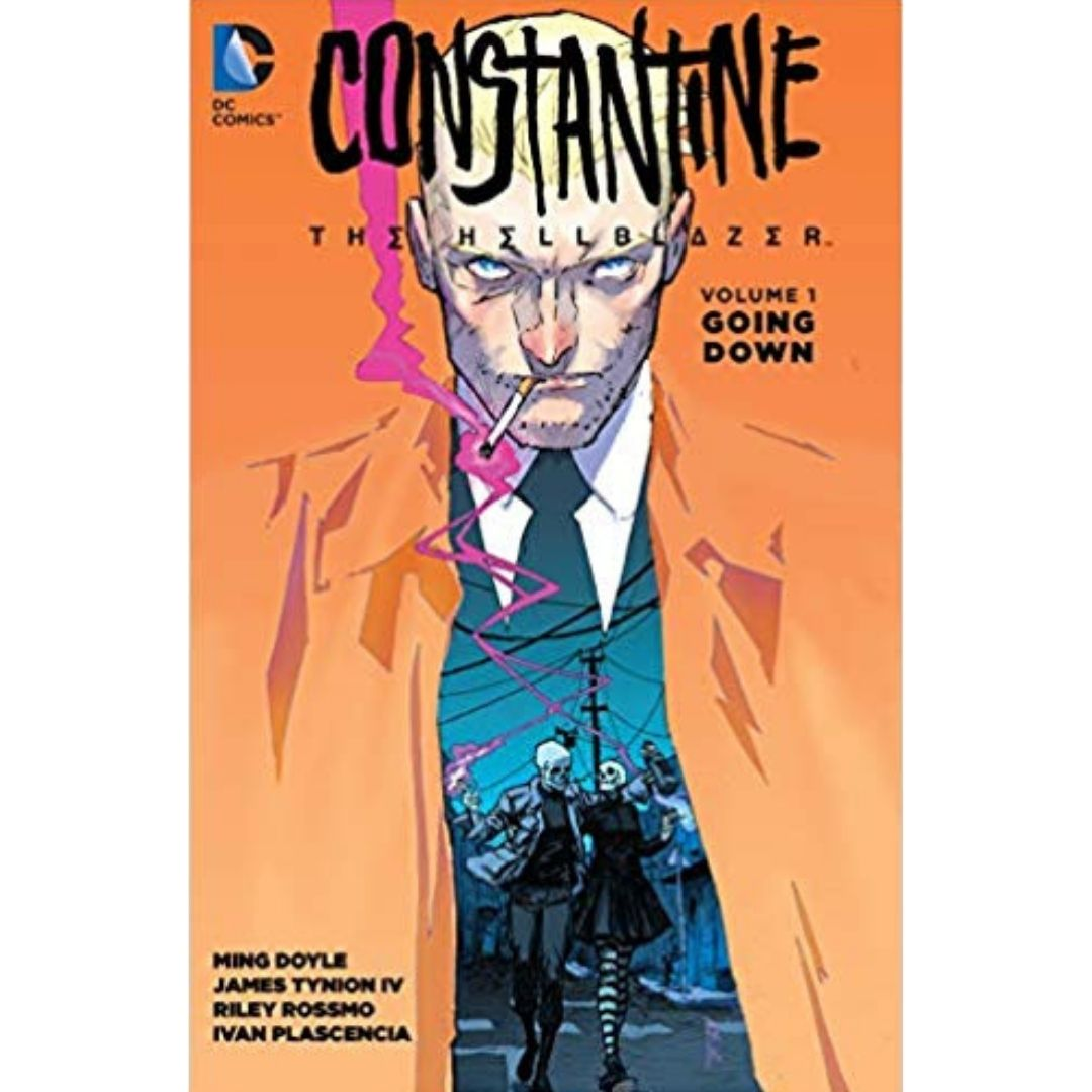 CONSTANTINE THE HELLBLAZER TP VOL 01 GOING DOWN