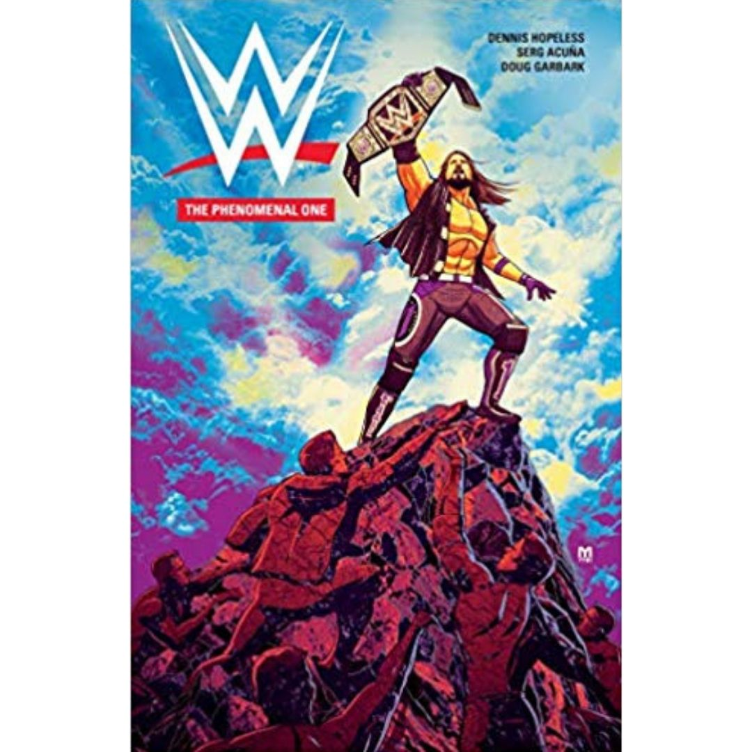 WWE THE PHENOMENAL ONE TP