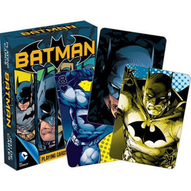 DC COMICS BATMAN PLAYING CARDS