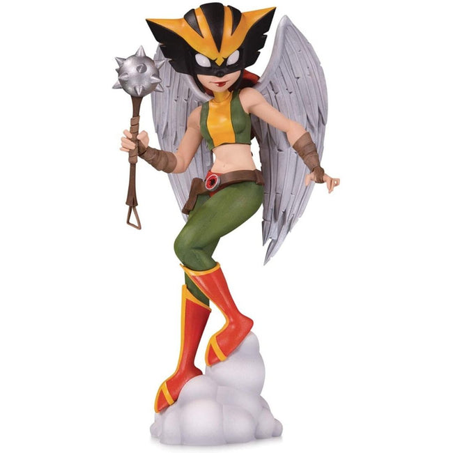 DC ARTISTS ALLEY HAWKGIRL BY ZULLO VINYL FIG