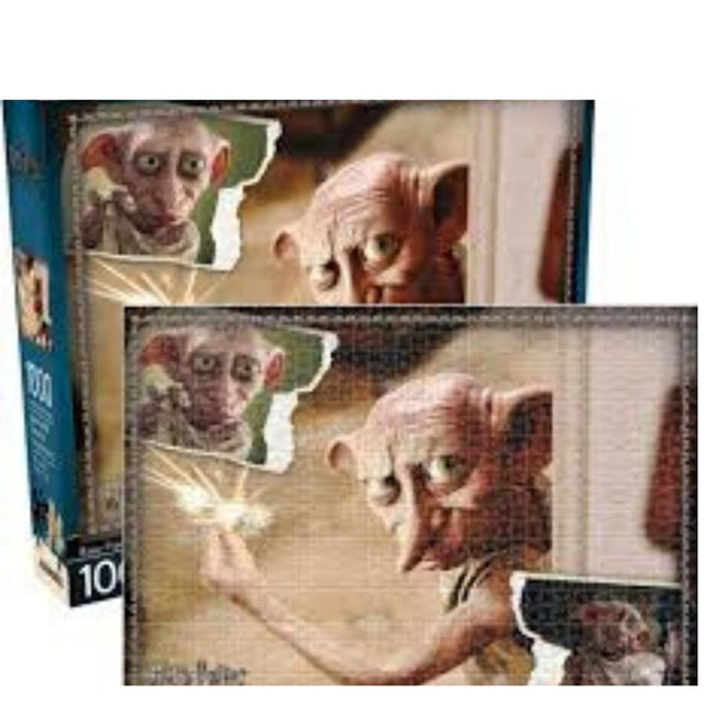 HARRY POTTER DOBBY 1000 PIECE PUZZLE