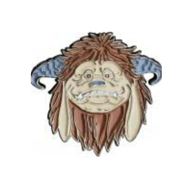 LABYRINTH - LUDO ENAMEL PIN