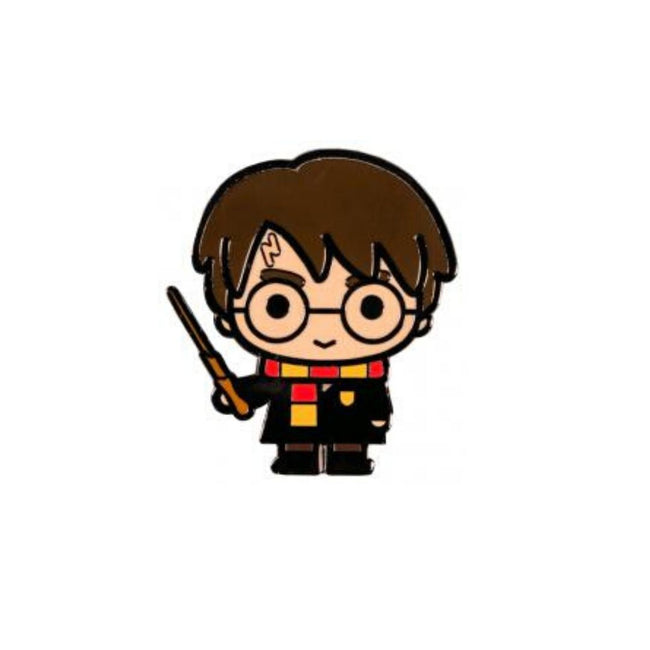 HARRY POTTER - HARRY POTTER CHIBI ENAMEL PIN