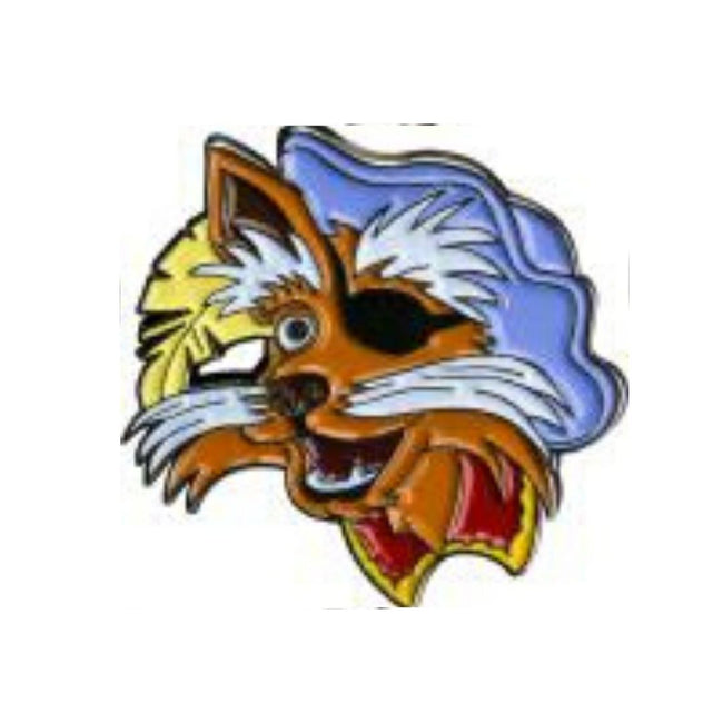 LABYRINTH - SIR DIDYMUS ENAMEL PIN