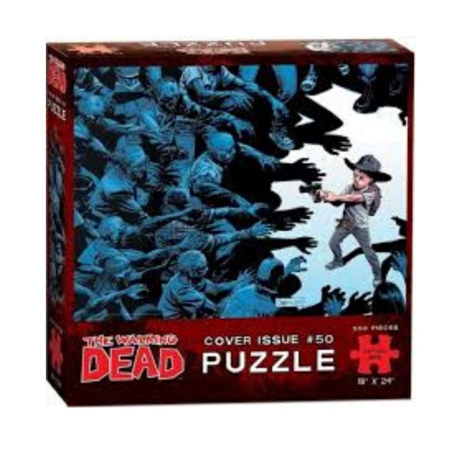 THE WALKING DEAD 550 PIECE PUZZLE